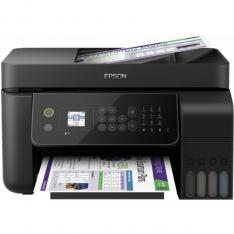 MULTIFUNCION EPSON INYECCION COLOR ECOTANK ET-4700 FAX/ A4/ 33PPM/ USB/ RED/ WIFI/ WIFI DIRECT/ ADF 30 PAGINAS