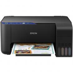MULTIFUNCION EPSON INYECCION COLOR ECOTANK ET-2711 A4/ 33PPM/ USB/ WIFI/ WIFI DIRECT