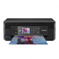 MULTIFUNCION EPSON INYECCION XP-452 EXPRESSION HOME A4/ 10PPM/ USB/ WIFI/ WIFI DIRECT/ LCD/ TINTA INDEPENDIENTE/ RANURA TARJETA