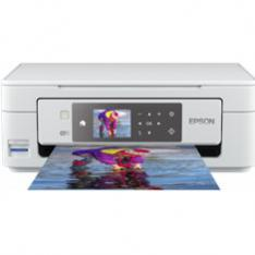 MULTIFUNCION EPSON INYECCION XP-455 EXPRESSION HOME A4/ 10PPM/ USB/ WIFI/ WIFI DIRECT/ LCD/ TINTA INDEPENDIENTE/ RANURA TARJETA/ BLANCA