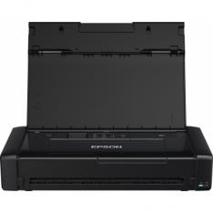 IMPRESORA PORTATIL EPSON INYECCION COLOR WF-110W WORKFORCE A4/ 14PPM/ USB/ WIFI/ WIFI DIRECT/ ADAPTADOR CA