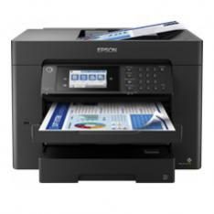 MULTIFUNCION EPSON INYECCION COLOR WF-7840DWF FAX/ A3/ 25PPM/ USB/ RED/ WIFI/ WIFI DIRECT/ DUPLEX TODAS LAS FUNCIONES
