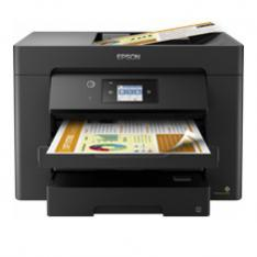 MULTIFUNCION EPSON INYECCION COLOR WF-7830DWF FAX/ A3/ 25PPM/ USB/ RED/ WIFI/ WIFI DIRECT/ DUPLEX IMPRESION