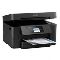 MULTIFUNCION EPSON INYECCION WF3820DWF WORKFORCE PRO FAX/ 35PPM/ USB/ RED/ WIFI/ WIFI DIRECT/ DUPLEX IMPRESION/ BANDEJA FRONTALADF