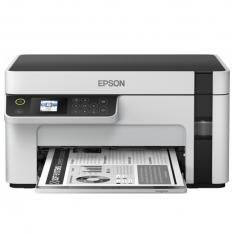 MULTIFUNCION EPSON INYECCION MONOCROMO ECOTANK ET-M2120 FAX/ A4/ 38PPM/ USB/ WIFI/ WIFI DIRECT
