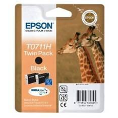 CARTUCHO TINTA EPSON C13T07114H20 PACK DE 2 NEGRO ALTA CAPACIDAD