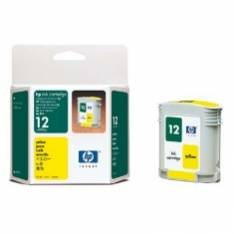CARTUCHO TINTA HP 12 C4806A AMARILLO PARA BUSINESS 3000