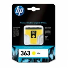 CARTUCHO TINTA HP 363 C8773EE AMARILLO 4ML 8250/ 3210/ 3310