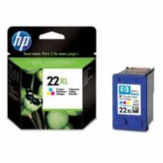 CARTUCHO TINTA HP 22XL C9352CE TRICOLOR 11ML 3920/ 3940/ PS1410