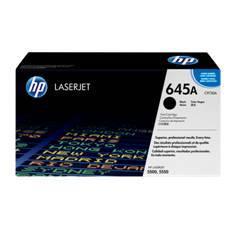TONER HP C9730A  645A NEGRO 13000 PAGINAS 5500/ 5550