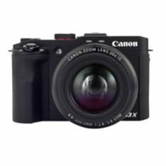 CAMARA DIGITAL CANON POWERSHOT G3X 20.2MP/ ZO 25X/ 3.2''/ HS/ WIFI/ LITIO