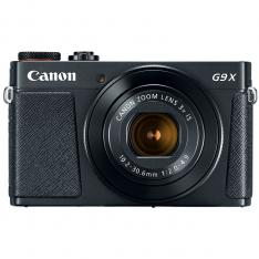 "CAMARA DIGITAL CANON POWERSHOT G9X MARK II 20.1MP/ 3""/ ZO 3X/ BLUETOOTH/ WIFI/ NFC ACTIVO/ NEGRO"