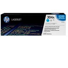 TONER HP 304A CC531A CIAN 2800 PÁGINA CM2320/ CP2025