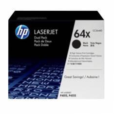 TONER HP CE250XD NEGRO 10.500Pag CNXXX/CPXXX PAQUETE 2 UNIDADES