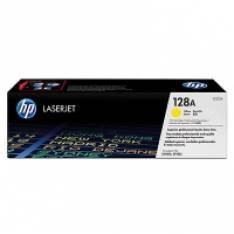 TONER HP 128A CE322A AMARILLO 2100 PÁGINAS CM1415/