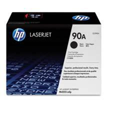 TONER HP CE390A N 90A NEGRO 10000PAG  M4555