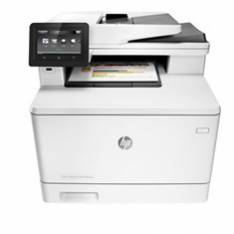 MULTIFUNCION HP COLOR LASERJET PRO M477FNW FAX/ A4/ 27PPM/ USB/ RED/ ADF/ EPRINT/ RED/ WIFI