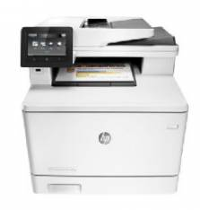 MULTIFUNCION HP LASER COLOR PRO M477FDN FAX A4/ 27PPM/ USB/ RED/ ADF/ EPRINT/ RED