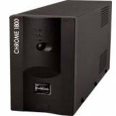 SAI OVISLINK CHROME 1800E IN LINE 1800VA 900W 3 SALIDAS IEC + USB