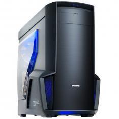 CAJA ORDENADOR GAMING ZALMAN Z11 NEO ATX  USB 3.0 LED AZUL SIN FUENTE