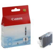 CARTUCHO TINTA CANON CLI-8PC CIAN 25 PAG