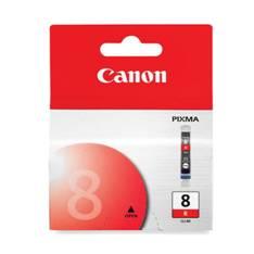 CARTUCHO TINTA CANON CLI-8R ROJA 13 ML