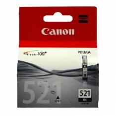 CARTUCHO TINTA CANON CLI 521BK NEGRO 9ML PIXMA 3600/ 4600/ 4700/ MP540/ 550/ 560/ 620/ 630/ 640/ 980/ MX860/ 870