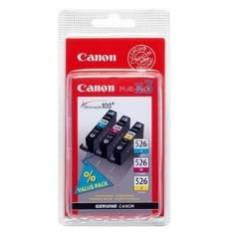 MULTIPACK CANON CLI-526 C/M/A MG5150/ MG5250/ MG6150/ MG8150/ IP4850 BLISTER