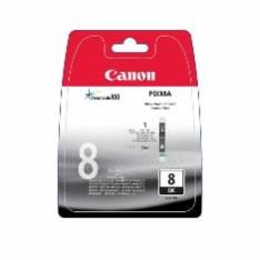 CARTUCHO TINTA CANON NEGRO CLI8BK 13ML PIXMA 4200/5200 MP500/800 BLISTER