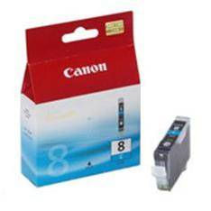 CARTUCHO TINTA CANON CLI8C CIAN PIXMA 8ML 4200/ 5200/ 6600/ MP500/ 800