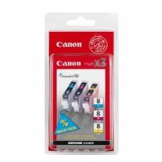 MULTIPACK CANON CLI-8 PIXMA 8ML 4200/ 5200/ 6600/ MP500/ 800 BLISTER