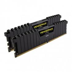 MEMORIA DDR4 16GB KIT 2X8 CORSAIR VENGEANCE / PC4-24000/ 3000MHZ/ C15 NEGRO