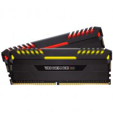 MEMORIA DDR4 16GB KIT 2X8 CORSAIR VENGEANCE / PC4-21300/ 2666MHZ/ C16