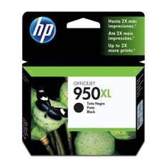 CARTUCHO TINTA HP 950XL CN045AE NEGRO OFFICEJET PRO 8100  8600 8600 + 8600 PREMIUN