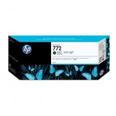 CARTUCHO TINTA HP 772 CN635A NEGRO MATE 300ML