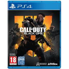 JUEGO PS4 - CALL OF DUTY BLACK OPS 4