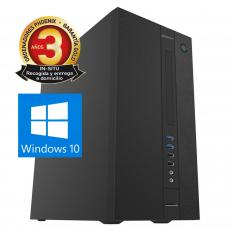 ORDENADOR PC PHOENIX COMET INTEL DUAL CORE 4GB DDR4 240 GB SSD WINDOWS 10