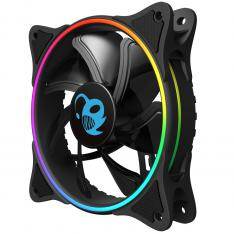 VENTILADOR GAMING COOLBOX DEEPGAMING DEEPIRIS LED ARGB 120MM