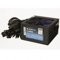 FUENTE DE ALIMENTACION COOLBOX POWERLINE BLACK-600 / 600W
