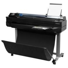 "PLOTTER HP DESIGNJET T520 A0 36""/ 2400PPP/ 1GB/ USB/ RED/ WIFI"