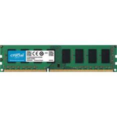MEMORIA DDR3L 8GB CRUCIAL / UDIMM / 1600 MHZ / PC3 12800 / CL11 / 1.35V