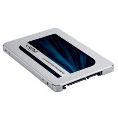 """DISCO DURO INTERNO SOLIDO HDD SSD CRUCIAL MX500 500GB 2.5"""" 3D NAND SATA 6GB/S"""