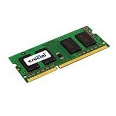 MEMORIA PORTATIL DDR3L 4GB CRUCIAL  DIMM 204  1600MHZ  PC3 12800  CL 11  1.35V