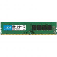 MEMORIA DDR4 8GB CRUCIAL / DIMM / 2666 MHZ / PC4 21300