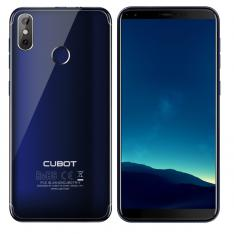 "TELEFONO MOVIL SMARTPHONE CUBOT R11 AZUL/ 5.5""/ 16GB ROM/ 2GB RAM/ 13+2MPX-8MPX/ QUAD CORE/ DUAL SIM/ 3G/ LECTOR DE HUELLA"