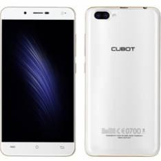"""TELEFONO MOVIL SMARTPHONE CUBOT RAINBOW 2 BLANCO / 5"""" / 16GB ROM / 1GB RAM / 13Mpx - 5Mpx / DOBLE CAMARA TRASERA / CAMARA DELANTERA CON FLASH /  QUAD CORE /"""