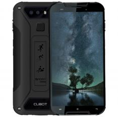 TELEFONO MOVIL SMARTPHONE CUBOT QUEST LITE NEGRO / 32GB ROM / 3GB RAM / 13+2MPX - 8MPX / IP68 / OUAD CORE / 4G / LECTOR HUELLA