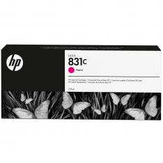 CARTUCHO TINTA HP 831C MAGENTA LATEX 775ML