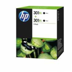 PACK 2 CARTUCHO TINTA HP 301XL NEGRO CH563EE
