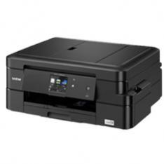 MULTIFUNCION BROTHER INYECCION COLOR DCP-J785DW A4/ 12PPM/ 128MB/ USB/ WIFI/ WIFI-DIRECT/ DUPLEX IMPRESION